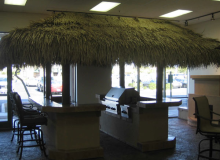 4 Pole Palapa Construction